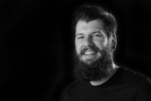 Lernender Multimediaelektroniker Matthias Kaufmann