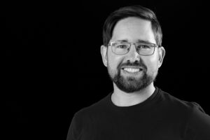 Multimedia-Elektroniker Thomas Scherrer