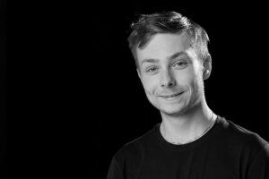Lernender Multimediaelektroniker Tobias Oehri