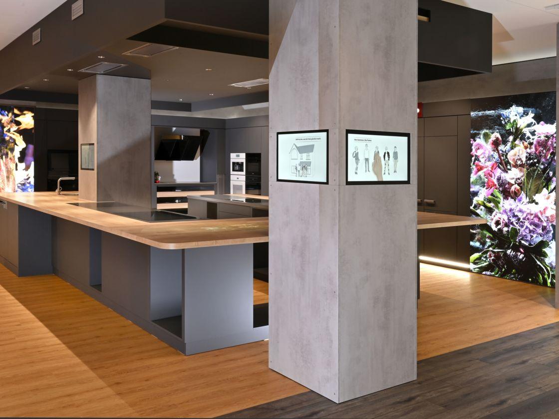 Digital Signage am Point of Sale bei der Liechtensteinischen Kraftenwerken
